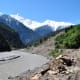 Hindustan Tibet Road near Reckong Peo