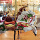 My favourite horse on the carousel
