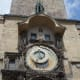 Picture of The Astronomical Clock on the Old Town Hall, Prague, Czech Republic