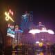 Night lights in Macau