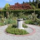 The Physic Garden in late August
