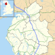 The Lake District is in Cumbria, North West England