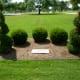 Congressman Albert Thomas buried at Houston National Cemetery.