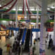 Inside Batam Center Point International Ferry Terminal