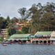 Boathouse in Kodai lake