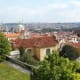 View over Mala Strana, Prague.