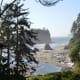 Ruby Beach at Olympic National Park near Seattle, Washington