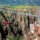 The Royal Gorge Aerial Gondolas in Canon City, Colorado