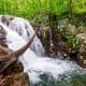 Rose River Falls in Shenandoah National Park