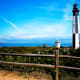 Cape Henry Lighthouse in Virginia Beach, Virginia