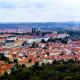 Mala Strana, Hradcany and Prague castle.