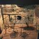 Fireplace inside John Adams' Birthplace