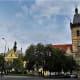 New Town Hall. Prague.