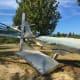 Another sculpture in Devonian Harbour Park
