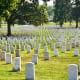 Arlington National Cemetery in Washington, DC