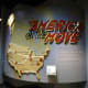 America on the Move Exhibit at the National Museum of American History - Smithsonian Institution in Washington DC