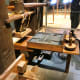 Gutenberg Press Replica at the Museum of the Bible in Washington DC