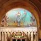 Resurrection Chapel at the Washington National Cathedral in Washington DC