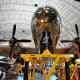 Enola Gay at the Smithsonian National Air and Space Museum in Washington, DC