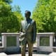 george-hw-bush-monument-in-sesquicentennial-park-houston
