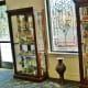 Czech Center Museum curio cabinets