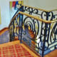 Czech Center Museum staircase from top