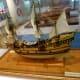 The Mayflower II at Houston Maritime Museum