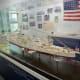 USS Houston model