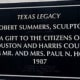 Texas Legacy Sculpture Information