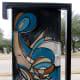 Other side of Art Door by Romain Froquet