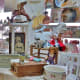Items perfect for decorating a children's room at the Red Queen's Attic in Rosenberg