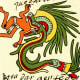 Many claim that the Aztec god Quetzalcoatl was, in fact, a reptilian.