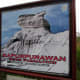 We only saw the signage of the Kapurpurawan Rock Formation, but we plan to see it for real in the near future.