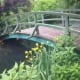 """Ground for Sculptures re-creation of the Bridge from Monet's 'Bridge Over A Pond of Water Lillies"""""""