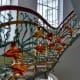 Detail of staircase at Reok Palace