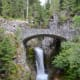 Christine Falls @ Mount Rainier National Park