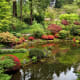 Portland Japanese Garden at Washington Park in Portland