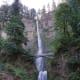 Multnomah Falls in the Columbia River Gorge