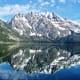 Jenny Lake in Grant Teton National Park,  Wyoming