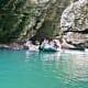 Floating the Okatse River