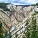 Grand Canyon of Yellowstone in Yellowstone National Park