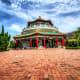 Pagoda & Oriental Garden in downtown Norfolk, VA