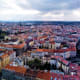 View from Zizkov Television Tower.