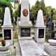 Grave of Bedrich Smetana.