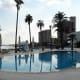 Palm Beach Hotel pool.