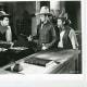"""Yakima Canutt (left) with John Wayne in """"Blue Steel"""""""