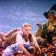 "The ""snowstorm"" in The Wizard of Oz."