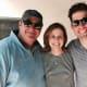 Brian Baumgartner, Jenna Fischer and John Krasinski.