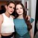Stewart with her Twilight daughter, Mackenzie Foy