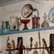 Note the hand carved kitchen tools at Little Norway.